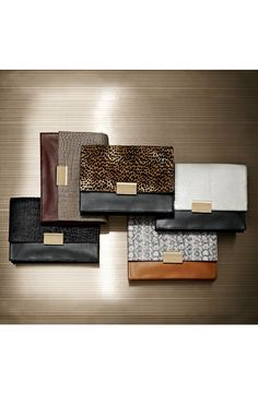 Fabulous fall clutches: take your pick!