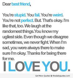39 Best friend quotes images | Bestfriends, Friendship, Bff quotes