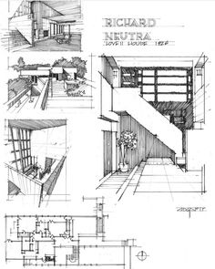 """14.7 mil Me gusta, 24 comentarios - Architecture - Daily Sketches (@arch_more) en Instagram: """"By @architectdrw #arch_more"""""""