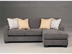 Signature Design Living Room Hodan Marble Sofa Chaise - Woodstock Furniture - Acworth and Hiram Georgia Ashley Furniture Sofas, Living Room Furniture, Home Furniture, Arrange Furniture, Furniture Stores, Furniture Market, Furniture Online, Furniture Outlet, Quality Furniture