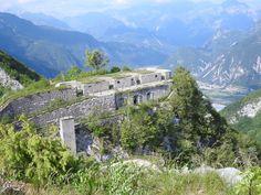 Itinerari della Grande Guerra in Friuli: Cavazzo Carnico e il Forte di Monte Festa