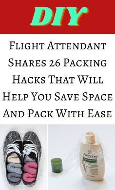Packing Hacks, Packing Tips For Travel, Wedding Favours Luxury, 1000 Life Hacks, Making Life Easier, Simple Life Hacks, Diy Home Crafts, Flight Attendant, Cleaning Solutions
