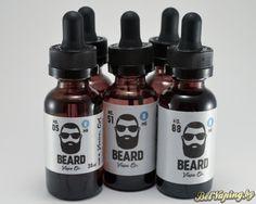 Видеообзор жидкостей Beard Vape Co.