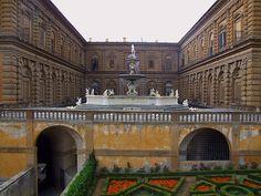 Palazzo Pitti, Florence, via Flickr.