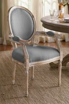 Emanuel Bergere Chair By Dovetail Furniture Pinterest Living Room Chairs Candelabra And Rooms