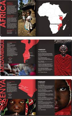 Travel Brochure on Behance Travel Brochure Design, Brochure Layout, Travel Design, Graphic Design Tips, Web Design Trends, Design Web, Newspaper Design Layout, Magazin Design, Buch Design