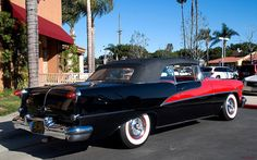 1955 Oldsmobile Starfire 98  Awesome looking car! Wish I knew someone w one for wedding ride or pics.