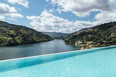 Douro Royal Valley Hotel & Spa  Infinity Pools: melhores hotéis com piscina infinita em Portugal