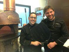 """A """"Tutto Pizza"""" il mondo goloso di Daniele Gourmet e de La Caramella. Mercoledì ospite d'onore lo chef Nando Melileo"""