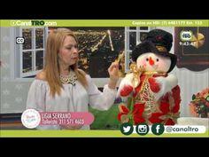 Cuadros navideños en huevos de icopor - Hecho con Estilo - YouTube