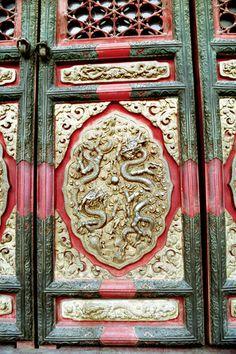 Forbidden City Beijing.