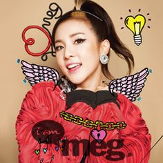 Dara for Meg Magazine's Media Platforms – Gorgeousness Overload!