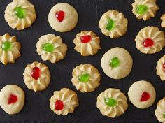 Uncle Bills Whipped Shortbread Cookies Recipe - Genius Kitchen