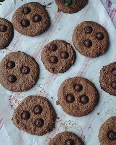 """293 curtidas, 20 comentários - Cozinhe com Amor ❤ Alessandra (@cozinhe_com_amor) no Instagram: """"Cookies de pasta de amendoim para acompanhar um chá e uma fim de tarde chuvoso. 🍪🌧☕ . . .…"""""""