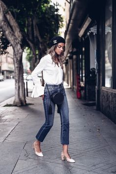 The VivaLuxury | Downtown girl