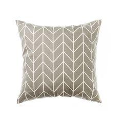 Cushions+Geometric+Archer+Grey+Soft+Furnishings
