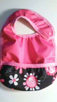 Babyville Fabric Waterproof Bib