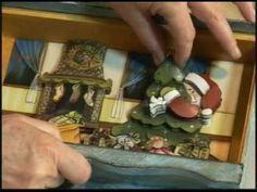 28/11/2010 - Textura prateada patinada e arte francesa - YouTube