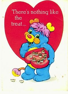 Popples Valentine
