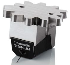 The Clearaudio Titanium V2 moving coil cartridge opens up another dream of perfect music reproduction, offering stunning resolution at a lower price than the flagship Goldfinger cartridge. With a massive 9-gram titanium body that can eliminate resonances and make a 95 dB dynamic range possible, the Titanium offers breathtaking transparency and dynamic linearity is coupled with excellent trackability.