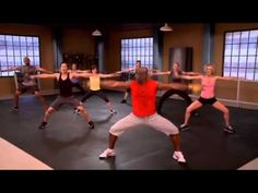 Tae Bo Billy's Bootcamp Cardio Inferno - YouTube