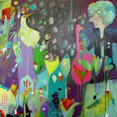 Bilderesultat for chris cozen paintings