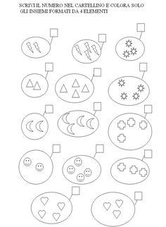 Math For Kids, Diy For Kids, Egg Carton Crafts, Kids Math Worksheets, Simple Math, Class Decoration, Numeracy, Pre School, Preschool Crafts