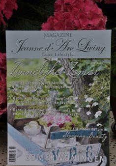 Jeanne d`Arc Living magazine    nr.0'7/ 2017