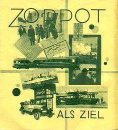"Zoppot als Ziel"" (Destination Zoppot),1930"