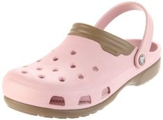 crocs Duet 11001-62Q Clog,Cotton Candy/Khaki,4 M US crocs. $36.39. Made in China. Croslite. Manmade sole