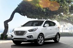 Автофория: 2016 Hyundai Tucson Fuel Cell ( на топливных элеме...