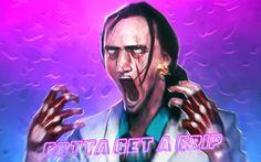 GOTTA GET A GRIP by ZeusDex