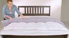 How to Put on a Duvet Cover | With this simple trick, changing a duvet cover is unbelievably easy.