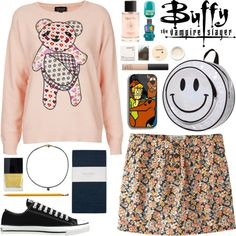 """BtVS - Willow Rosenberg (Nerdy Edition)"" by alayaya on Polyvore"