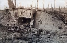 After the Battle - Death at Herenthage Park, 23rd of August 1917