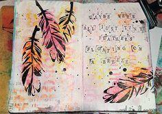 Melita Bloomer - Feathers