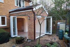 Folding Doors, Gazebo, Arch, Outdoor Structures, Garden, Accordion Doors, Kiosk, Longbow, Garten