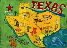 TEXAS.... Only 2 week and 2 days until I'll be back to my second home!!! :) <3