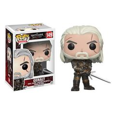 Buy Witcher Geralt Pop! Vinyl Figure from Pop In A Box Canada, the home of Funko Pop Vinyls and more. Free delivery available!