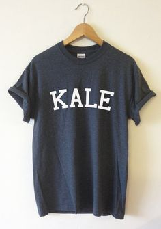 Hey, I found this really awesome Etsy listing at https://www.etsy.com/ca/listing/220506164/kale-t-shirt-high-quality-screen-print