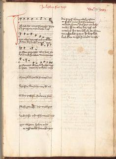 Kolmarer Liederhandschrift Rheinfranken (Speyer?), um 1460 Cgm 4997  Folio 1677