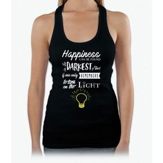 Happiness Harry Potter Womens Tank Top