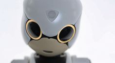 You had me at Robot Astronaut. Japanese group plans to launch communications robot into space