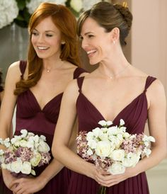 Ghosts of Girlfriends Past Wedding Style : Bridesmaid Dresses Gallery : Brides