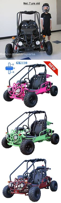 Complete Go-Karts and Frames 64656: New Youth Go Kart Children Atv Automatic W/ Reverse, Governor, Free Ship +Helmet -> BUY IT NOW ONLY: $1299 on eBay!