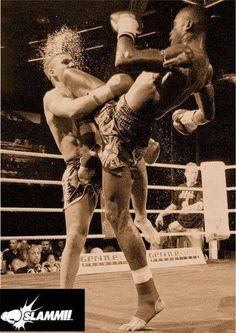 Boxe style