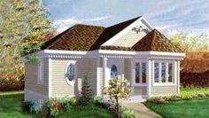 HousePlans.com 25-1227