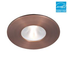 2-Inch LED High Output Recessed Lighting Trim with Reflector Energy Star  sc 1 st  Pinterest & Faretti Lei Recessed Light   Lights and Residential lighting azcodes.com