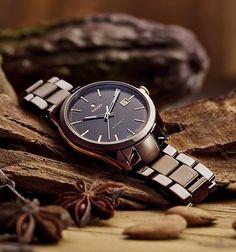 Rado's very first chocolate brown ceramic watch-Rado HyperChrome Automatic Brown Ceramic - The Watch Guide