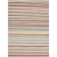Check out the Jaipur RUG1037 Pura Vida Flat-Weave Stripe Pattern Wool Red/Taupe Area Rug priced at $58.00 at Homeclick.com.